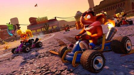 Crash Team Racing Nitro-Fueled Механики скачать торрент