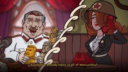 Irony Curtain: From Matryoshka with Love скачать торрент