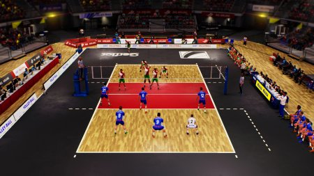 Spike Volleyball скачать торрент