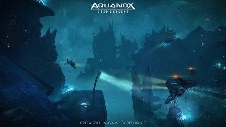 Aquanox Deep Descent скачать торрент