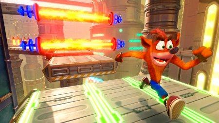 Crash Bandicoot N Sane Trilogy скачать торрент