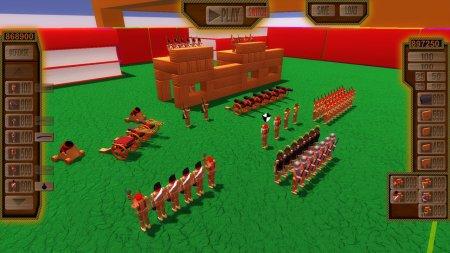 Wooden Battles скачать торрент