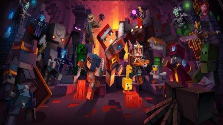 Minecraft Dungeons скачать торрент