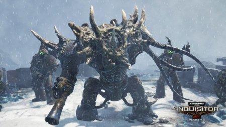 Warhammer 40000 Inquisitor Martyr скачать торрент