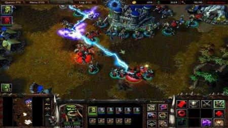 Warcraft 3 Frozen Throne Механики скачать торрент