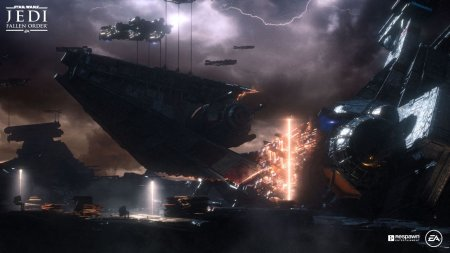Star Wars Jedi Fallen Order Механики скачать торрент