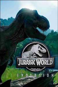 Jurassic World Evolution скачать торрент