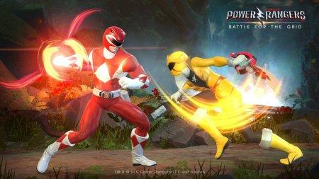 Power Rangers Battle for the Grid скачать торрент