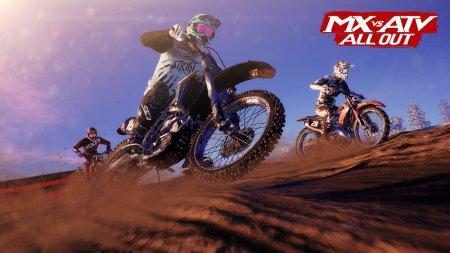 MX vs ATV All Out скачать торрент