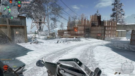 Call of Duty Black Ops Механики скачать торрент