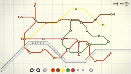 Mini Metro скачать торрент