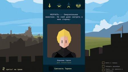 Reigns Game of Thrones скачать торрент