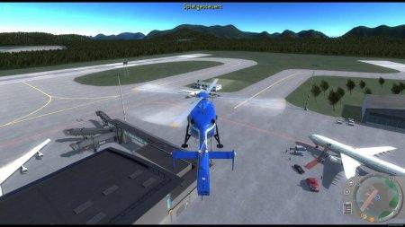 Police Helicopter Simulator скачать торрент