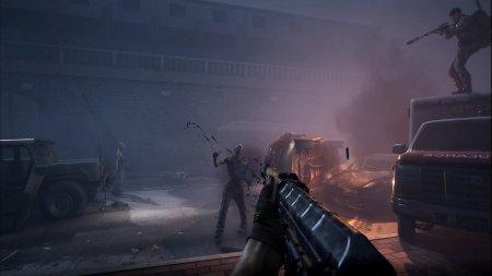 Overkill's The Walking Dead Механики скачать торрент