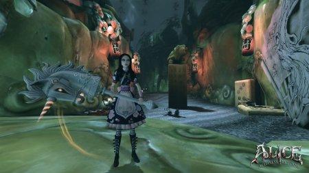 Alice: Madness Returns скачать торрент