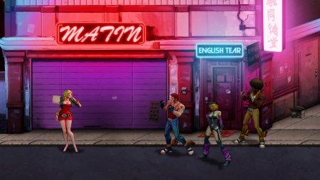 Double Dragon: Neon скачать торрент