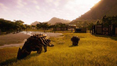 Jurassic World Evolution Механики скачать торрент