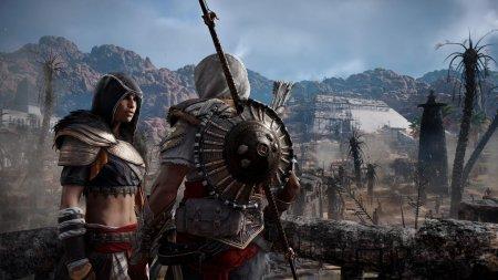 Assassins Creed Origins Проклятие Фараонов скачать торрент