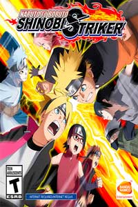 Naruto to Boruto Shinobi Striker скачать торрент