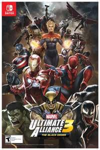 Marvel Ultimate Alliance 3: The Black Order скачать торрент