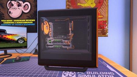 PC Building Simulator Механики скачать торрент