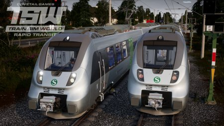 Train Sim World Rapid Transit скачать торрент