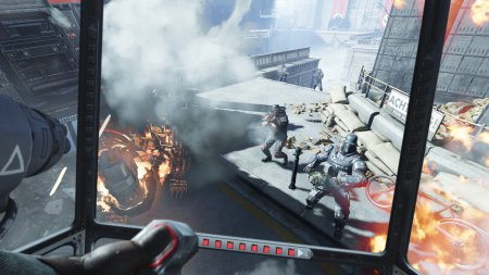 Wolfenstein Cyberpilot скачать торрент