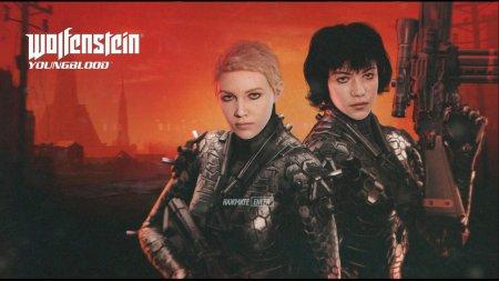 Wolfenstein Youngblood Механики скачать торрент
