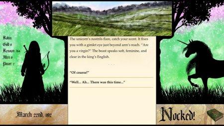 Nocked! True Tales of Robin Hood скачать торрент