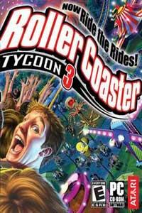 RollerCoaster Tycoon 3 скачать торрент