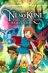 Ni no Kuni: Wrath of the White Witch Remastered скачать торрент