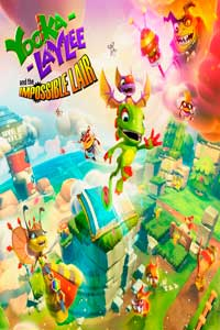 Yooka-Laylee and the Impossible Lair скачать торрент