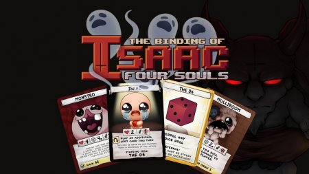 The Binding of Isaac Four Souls скачать торрент