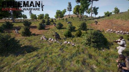Freeman Guerilla Warfare Механики скачать торрент