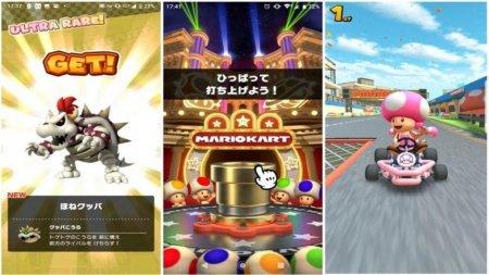 Mario Kart Tour скачать торрент