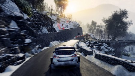 WRC 8 FIA World Rally Championship скачать торрент