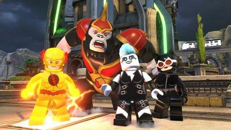 LEGO DC Super-Villains Механики скачать торрент