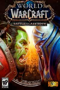 World of Warcraft: Battle for Azeroth скачать торрент