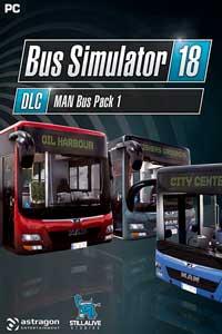 Bus Simulator 18 скачать торрент