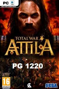 Total War Attila PG 1220 скачать торрент