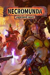 Necromunda Underhive Wars скачать торрент