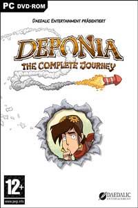 Deponia The Complete Journey скачать торрент