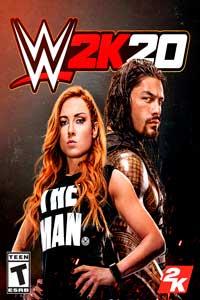 WWE 2K20 скачать торрент