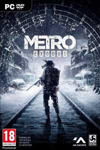 Metro Exodus Xattab скачать торрент