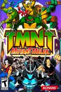 TMNT Mutant Melee скачать торрент