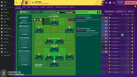 Football Manager 2020 скачать торрент