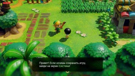The Legend of Zelda: Link's Awakening скачать торрент
