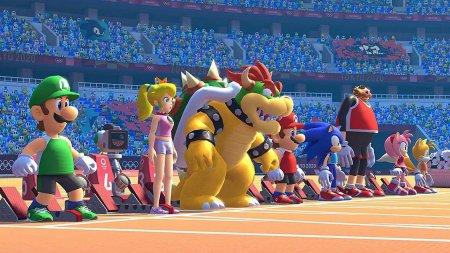 Mario & Sonic at the Tokyo 2020 Olympic Games скачать торрент