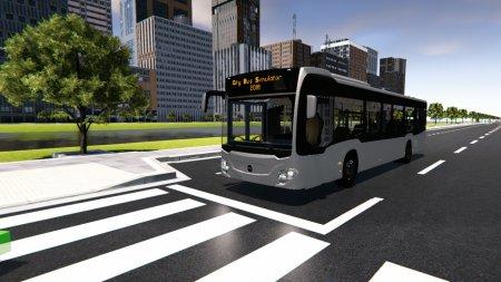 City Bus Simulator 2018 скачать торрент
