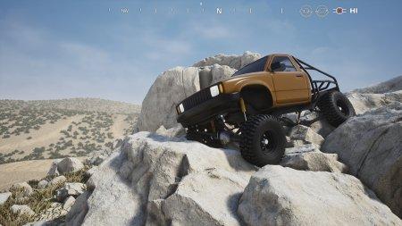 Pure Rock Crawling скачать торрент